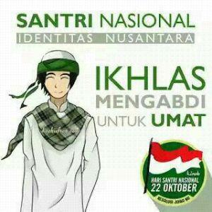 Hari Santri Nusantara 22 Oktober